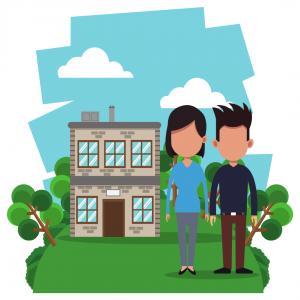 Hypotekslång kallas även Bottenlån, där banken har t.ex. bostaden som säkerhet för lånet.